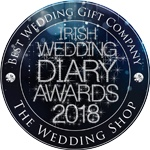 Irish Wedding Diary Awards Winner 2018