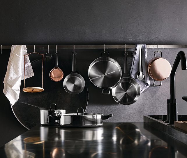 Alessi Pots and Pans