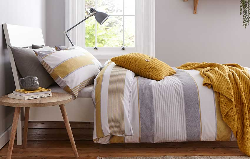 Bed Linen from Catherine Lansfield at The Wedding Shop