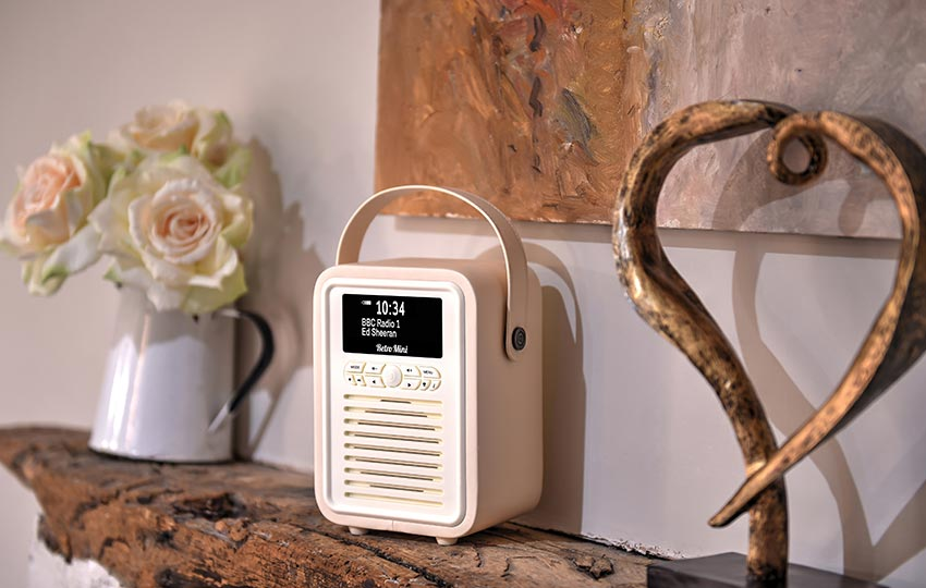 VQ radio for wedding gift list