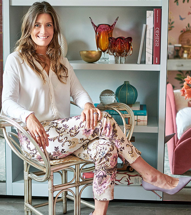 Q&A WITH INTERIOR STYLIST AMELIA CARTER