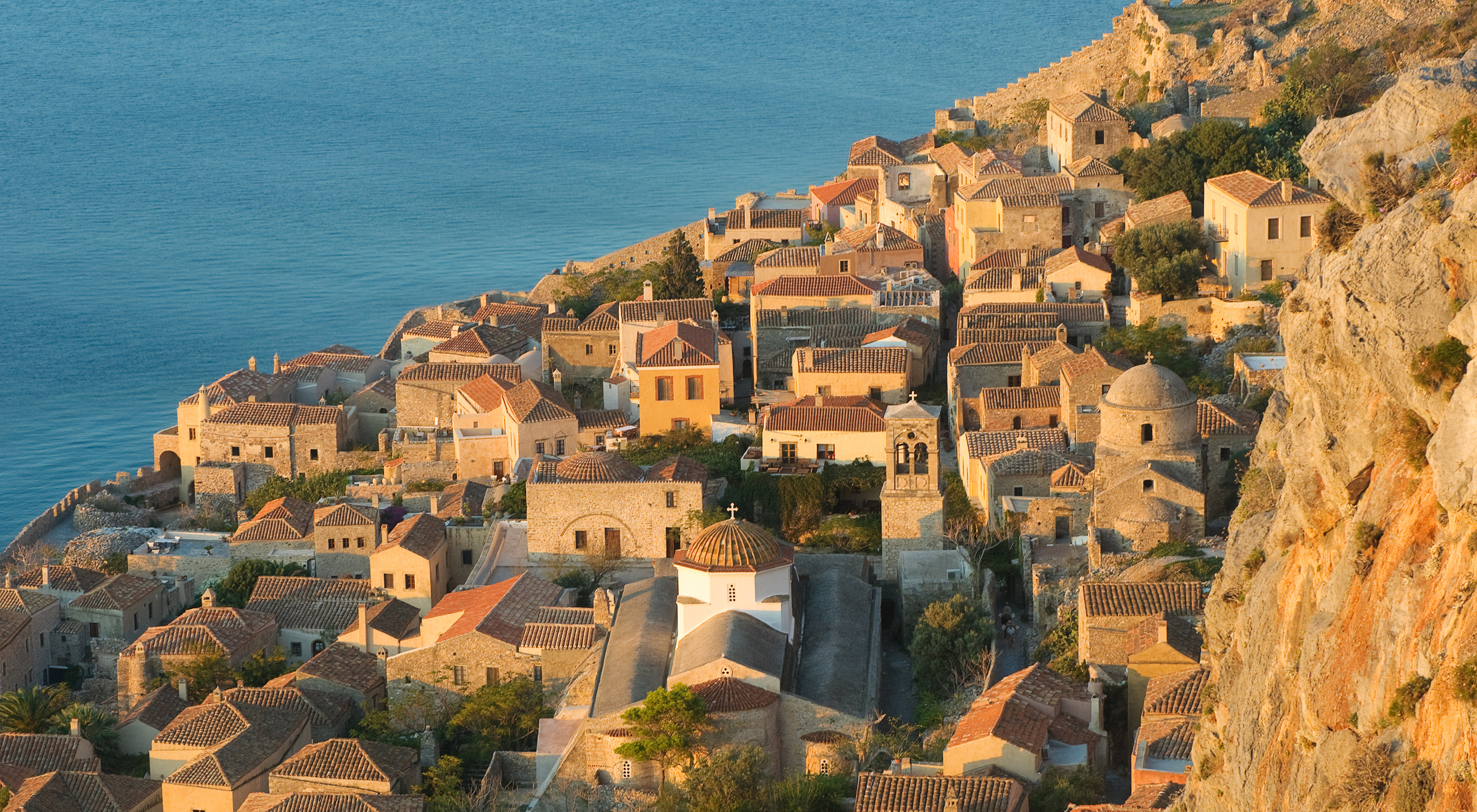 Peloponnese Greece Honeymoon