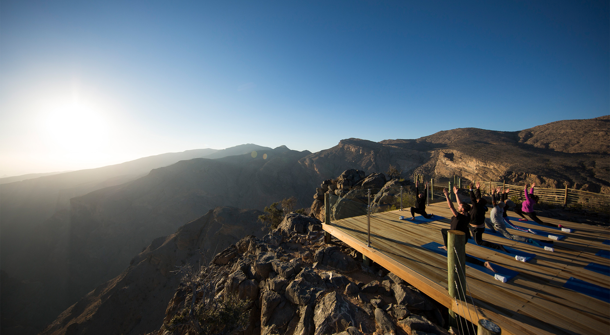 Oman - Alila Jabal Akhdar Honeymoon Wild Frontiers