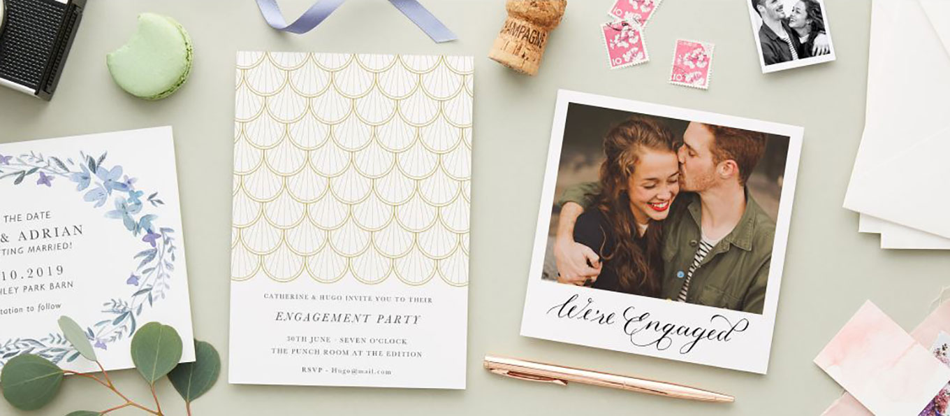HOORAY! 15% OFF YOUR WEDDING STATIONARY AT PAPIER.COM