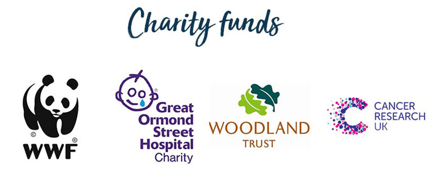 Charity fund ideas