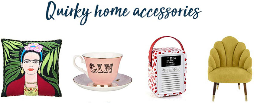 Quirky Home Accessories