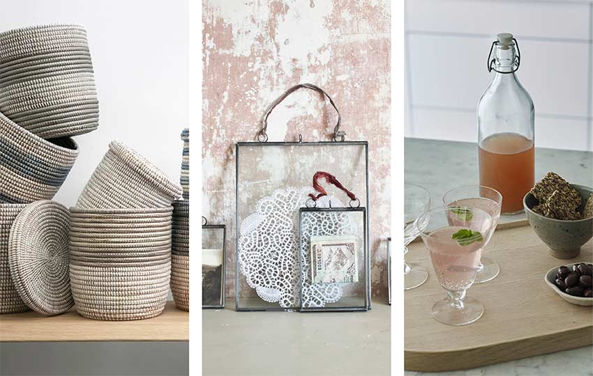 Sustainable wedding gift list inspiration
