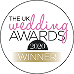 The UK Wedding Awards Winner 2020