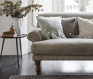 Designed by AMARA Living room at TWS