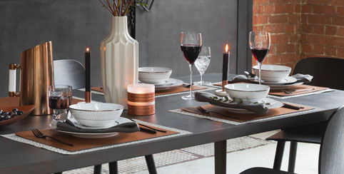 Designed by AMARA Dinner Table at TWS
