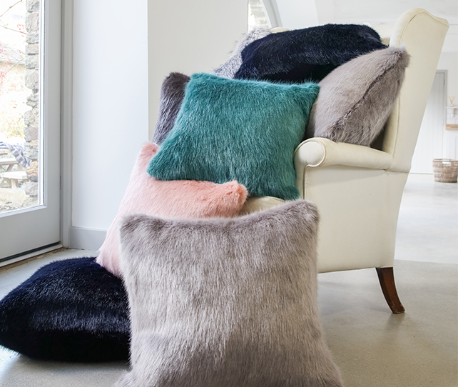 Helen Moore cushions