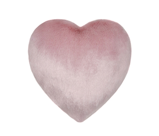 Helen Moore heart cushion