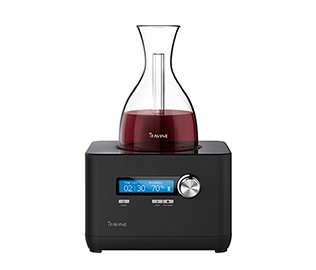 iSomelier ifavine smart wine decanter
