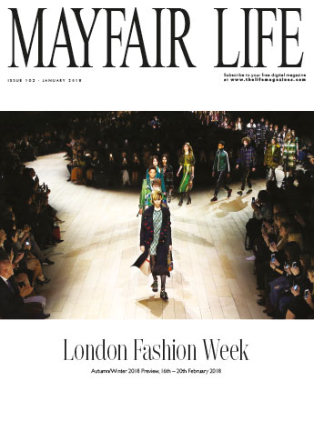 Mayfair Life Cover