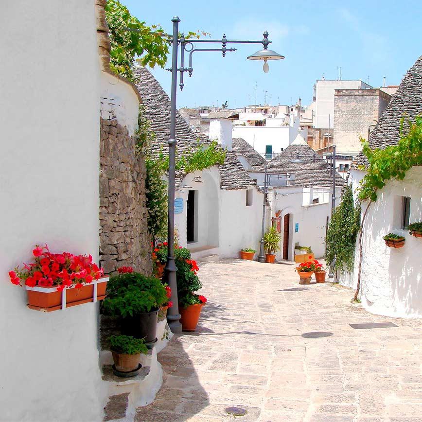 A Puglian Honeymoon, 10 days from  €1,275