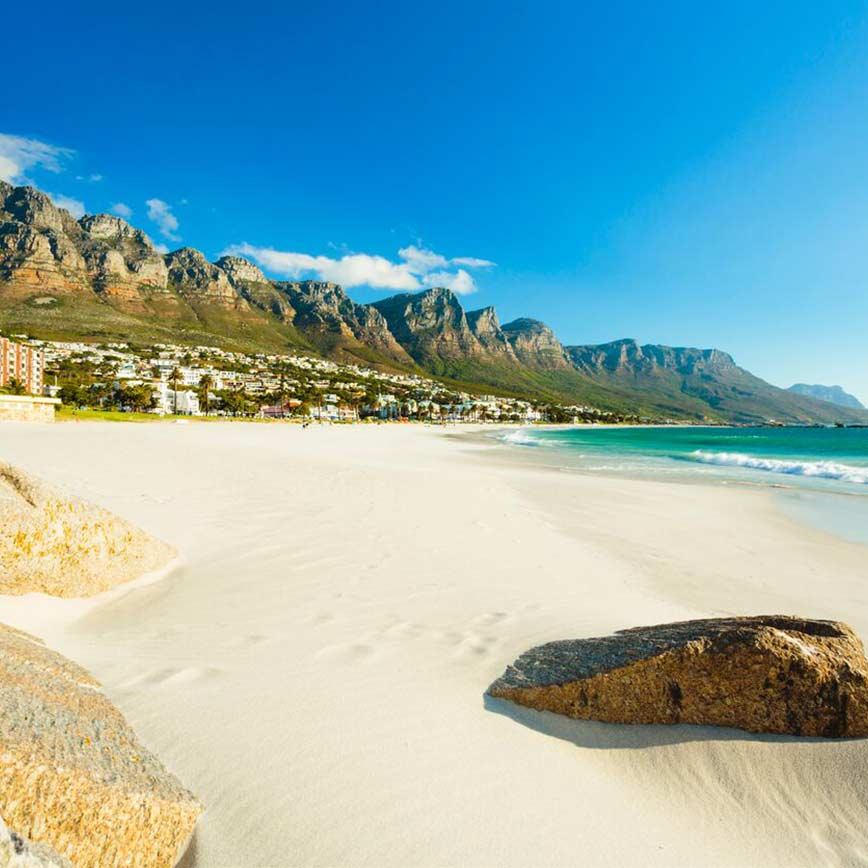 South Africa and Mauritius Honeymoon, 13 days from  £2,363